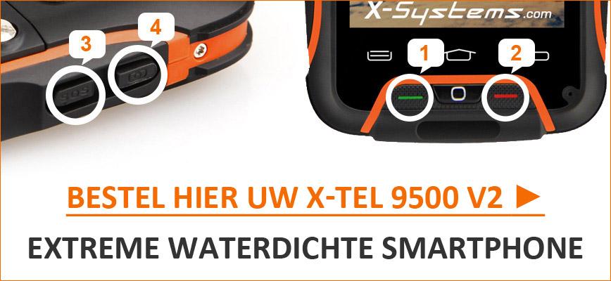 4G-waterdichte-smartphone