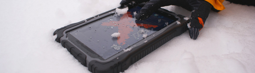 Extreme Tablet X-Tab 9000