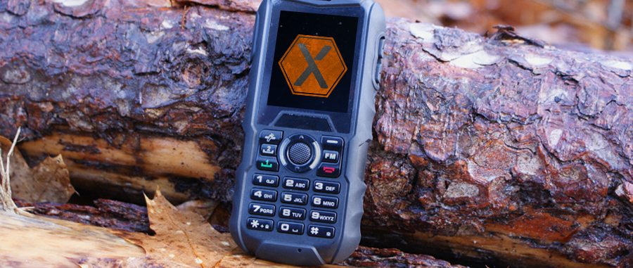 Rugged Mobile Phone X-Tel 3000