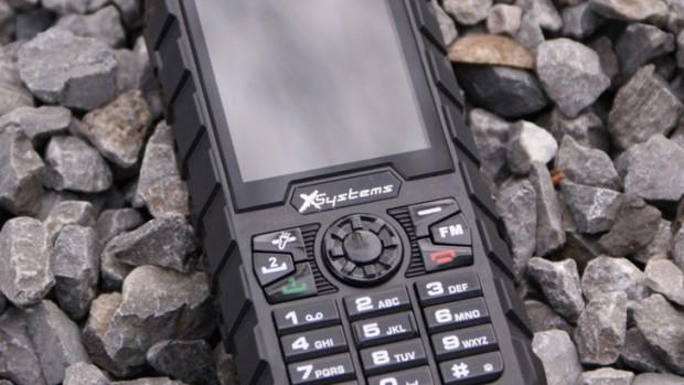 Rugged X-Tel 3500