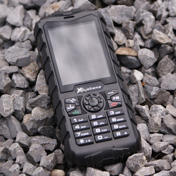 Rugged X Tel 3500