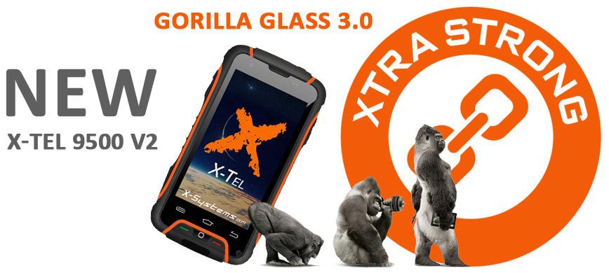 Waterdichte-Gorilla-Glass-smartphone